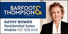 Kathy Bower c/- Barfoot & Thompson